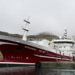 Borgarin á Fuglafjørð við 1500 tonsum