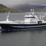 Høgaberg landar umleið 1800 tons í Fuglafirði