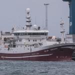 Borgarin landar 1700 tons í Fuglafirði