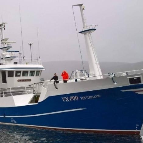 Vesturhavið fiskað kvotuna
