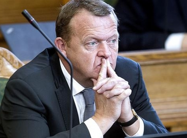 Lars Løkke Rasmussen (Mynd: Scanpix)