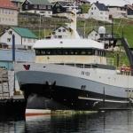 Eysturbúgvin og Vesturbúgvin landa umleið 200 tons á Toftum