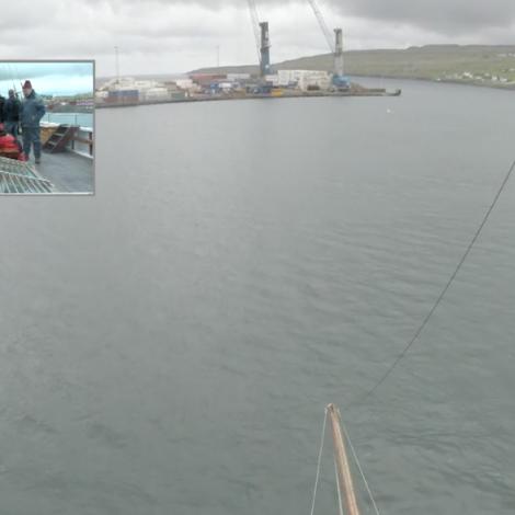 Beinleiðis sjónvarp: Fylg Westward Ho á regatta