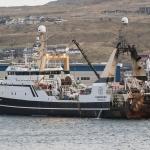 Enniberg farin aftur til fiskiskap í Barentshavinum