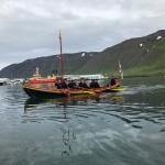 Myndir: Grindabátar á Siglufjørðinum