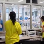 Video: Tailendsku dreingirnir síggja foreldrini aftur