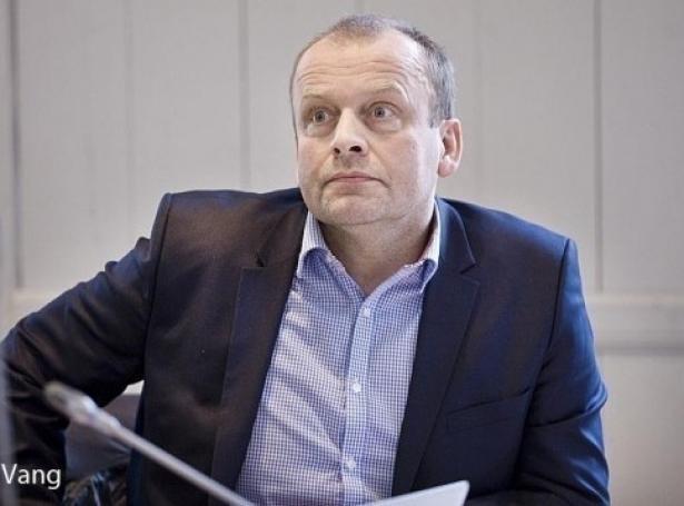 Kaj Leo Holm Johannesen, løgtingsmaður fyri Sambandsflokkin