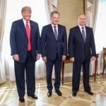 Trump og Putin fundast í Helsinki