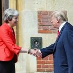 Trump: Stórabretland skal saksøkja ES