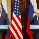 Putin: Russar høvdu einki við amerikanska forsetavalið at gera