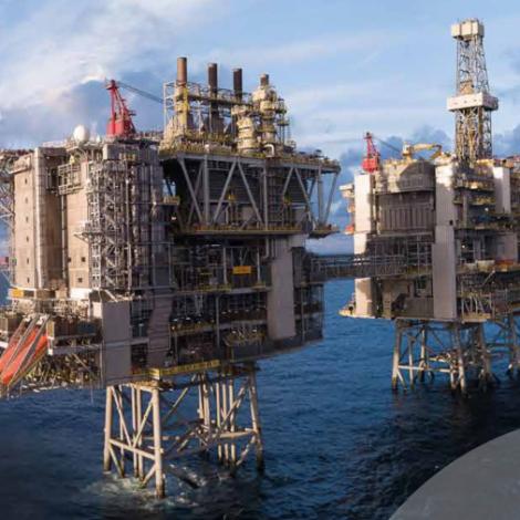 BP ger seg tilreiðar til enn eina nýggja oljuframleiðslu nær Føroyum