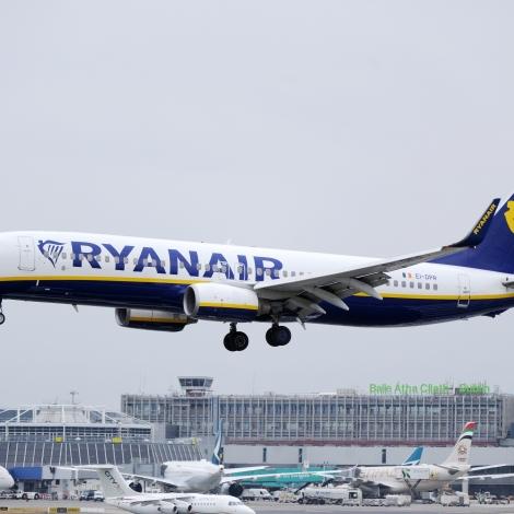 100.000 ferðafólk kunnu verða rakt av Ryanair-verkfalli