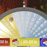 Gekkaspælari á Sandi gjørdist 100.000 krónur ríkari