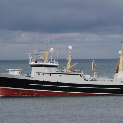 Sjúrðarberg seldur - manningin uppsøgd