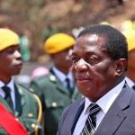 Val í Simbabvi í dag