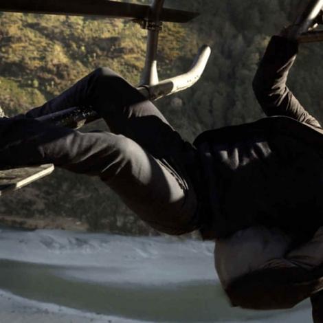 Nýggi Mission Impossible-filmurin slær øll met