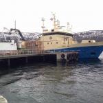 Arctic Viking skal landa í Tromsø