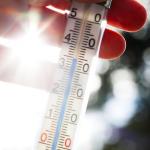 Veðurlagsgranskari: 40 hitastig í Danmark er ikki óhugsandi