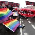 Russland: Minst 25 LGBT-atgerðarfólk handtikin