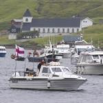 Løgreglan: Alt gekk friðarligt fyri seg á regatta í gjár