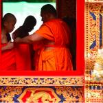 Thailand: Fótbóltsdreingirnir komnir heim aftur úr templinum
