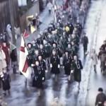Video: Soleiðis sá skrúðgonga á flaggdegnum í 1950 út