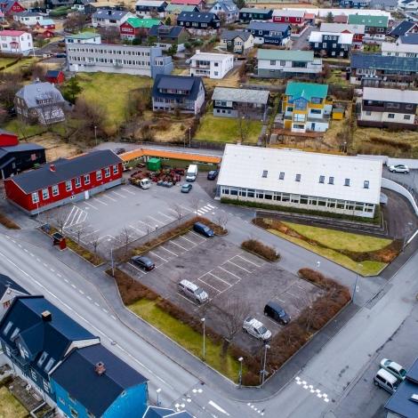 Nú ber til at søkja um undangóðkenning til íbúðarbyggingina á Frúutrøð