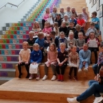 664 børn fara í skúla fyri fyrstu ferð