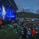 Summarfestivalurin bjóðar uppá alskyns veður