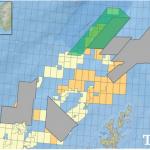 Skjóta seismikk eystan fyri føroyska markið