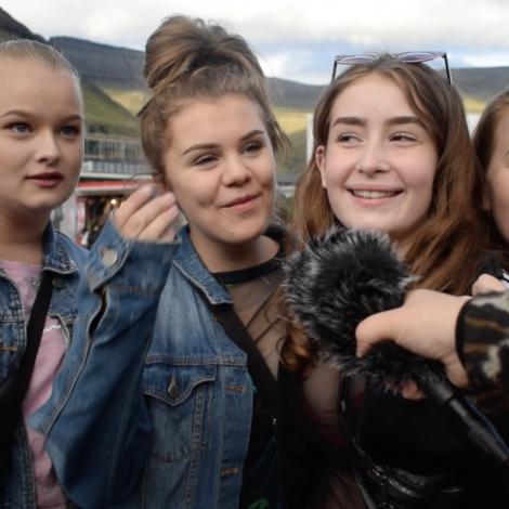 Video: Fríggjadagur á Summarfestivalinum