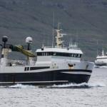 Gulllaksakvotan uppfiskað