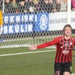 Ari Mohr Olsen skoraði aftur, og HB vann aftur (Mynd: Jens Kr. Vang)