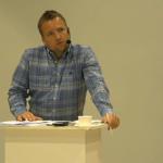Video: Journalisturin stóð fyri skotum