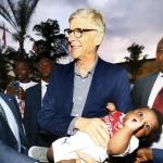 Arsène Wenger er væl lýddur í Liberia (Mynd: Ritzau)