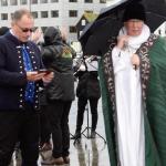 Video: Tá krúnprinsafamiljan kom í land í morgun