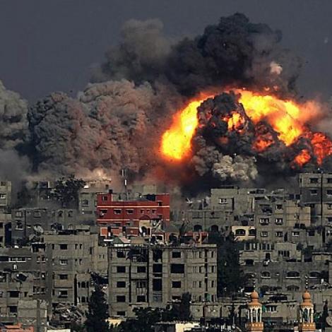 USA sker menningarhjálp til Palestina