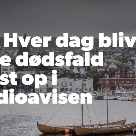 Danmarks Radio: Sjey ting, tú ikki visti um Føroyar