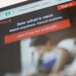 Netflix-upplýsingar til sølu á internetinum