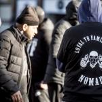 Løgreglan í Keypmannahavn sett forboð móti banda