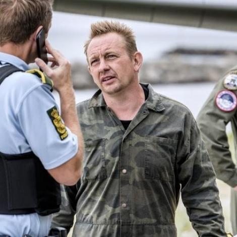 Peter Madsen royndi at flýggja úr fongslinum