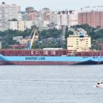 Maersk konteynaraskip fyrsta at sigla gjøgnum Arktis
