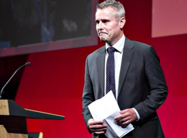 Henrik Sass Larsen (Mynd: DR)
