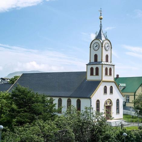 Orgulkonsert í Havnar kirkju sunnudagin