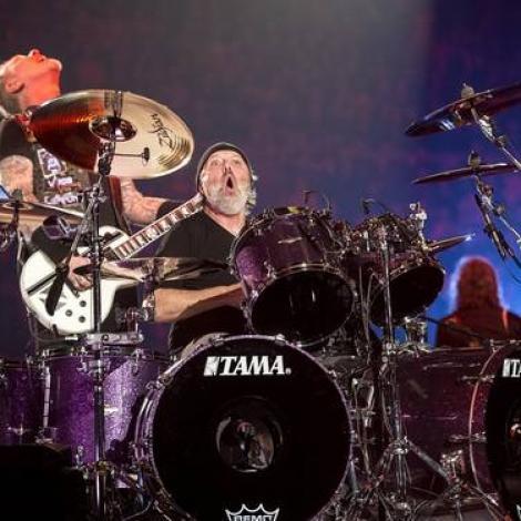 Metallica kemur til Danmarkar næsta ár