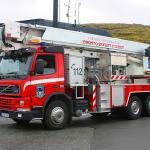 Brandstøðin í Havn fær nýggjan stigabil
