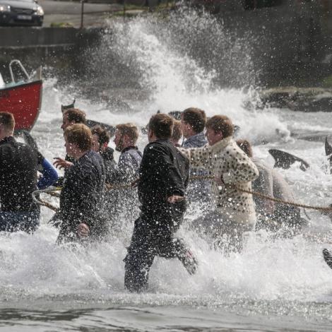 Sea Shepherd bjóðar Føroyum sjey milliónir fyri at steðga grindadrápi