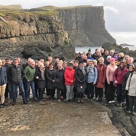 Stór norðurlendsk skúlastjóraráðstevna í Føroyum