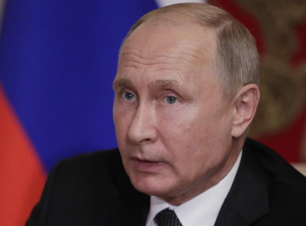 Russiski forsetin, Vladimir Putin skal fyri fyrstu ferð hitta amerikanska forsetan, Joe Biden mikudagin í komandi viku (Savnsmynd: EPA)