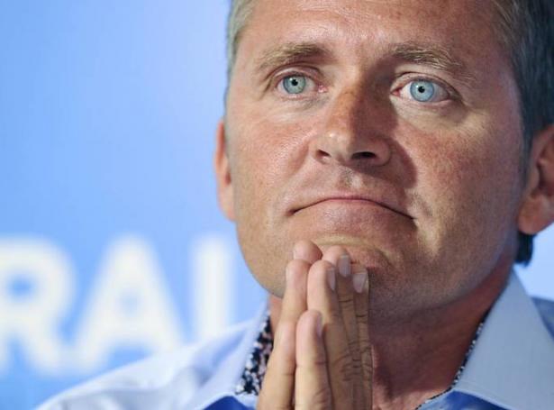 Anders Samuelsen, danski uttanríkismálaráðharrin